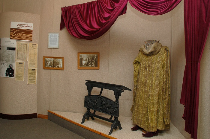 Експозиція музея Немировича-Данченко