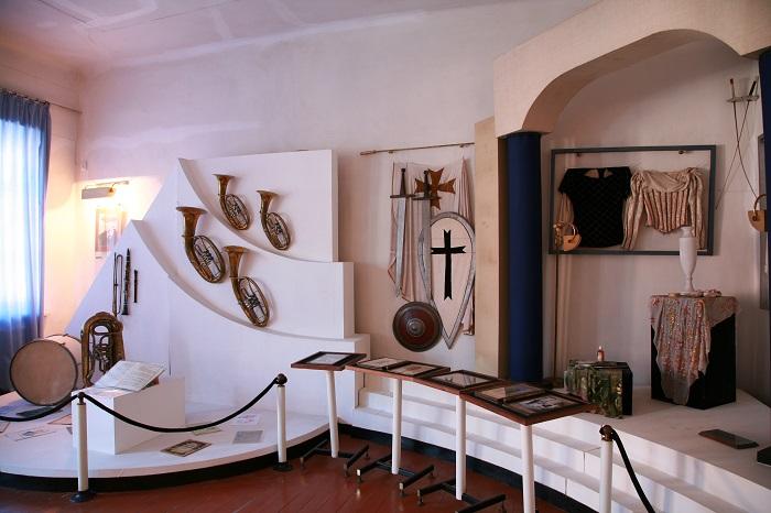 Музей Прокоф'єва - фрагмент експозиції