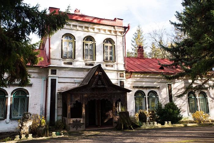Великоанадольський музей лісу