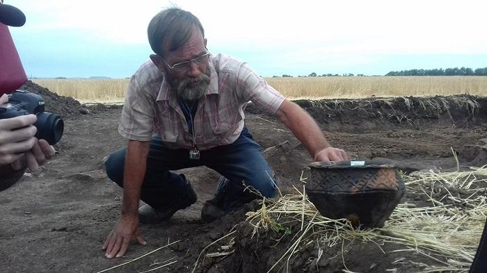 Археолог Циміданов