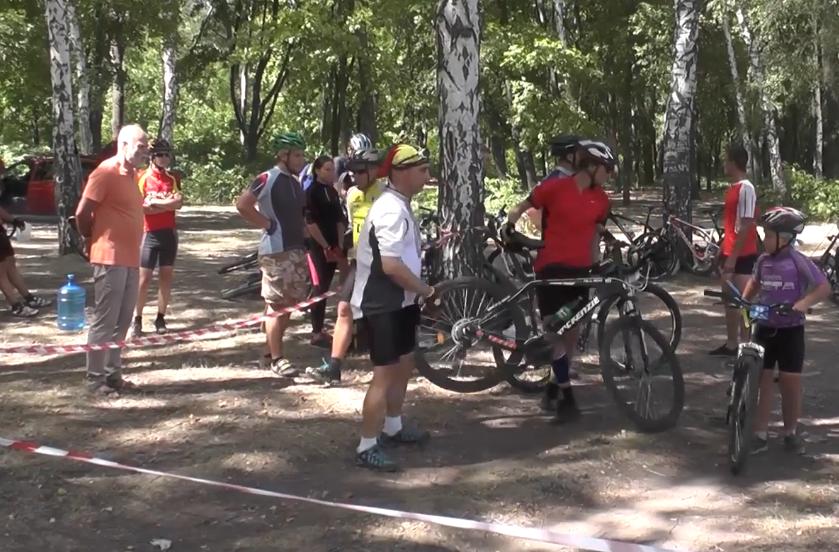 Велопробіг - Олекса Тихий