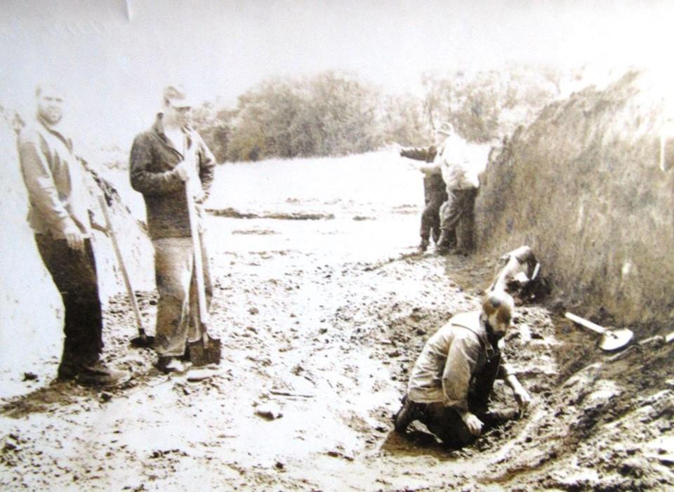 Розкопана могила - Дружківка