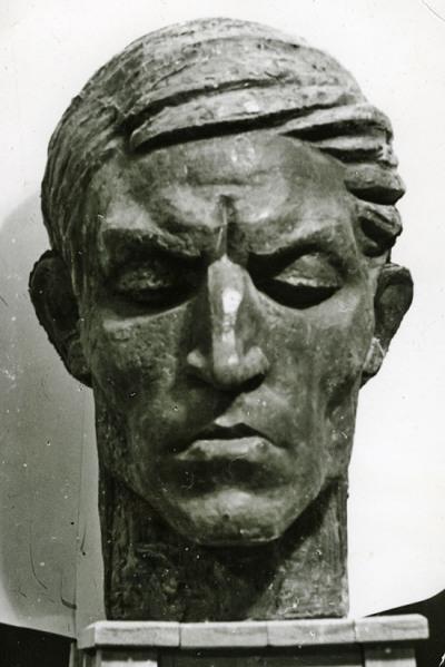 Скульптура В. Стуса