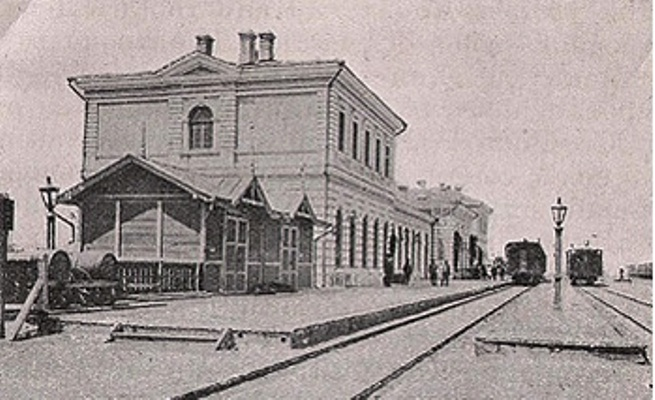 Станція Бердянськ