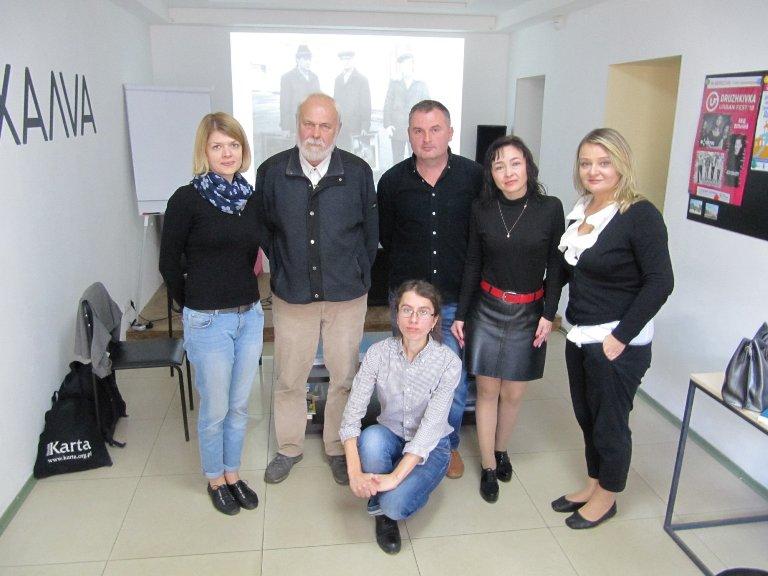 Учасники дискусії і автори книги