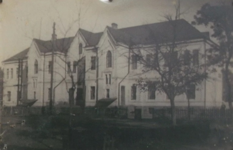 Вокзал Гришине