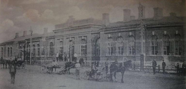 Вокзал Маріуполя