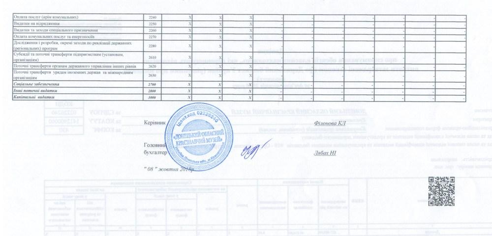 Фінансова інформація 0026