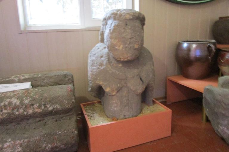 Кам'яна баба 1