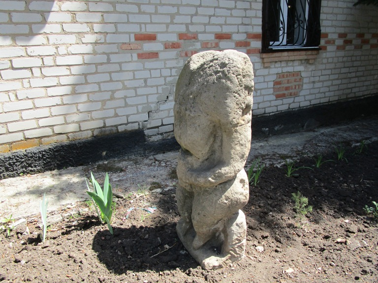 Кам'яна баба 2