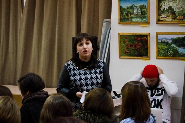Лариса Кравченко - Музей Михайла Коцюбинського