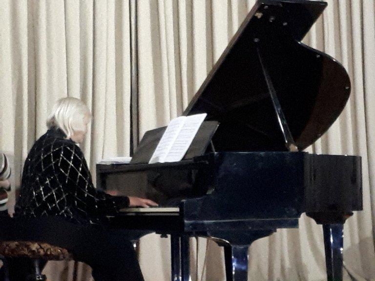 Концерт в музеї Прокоф'єва 3