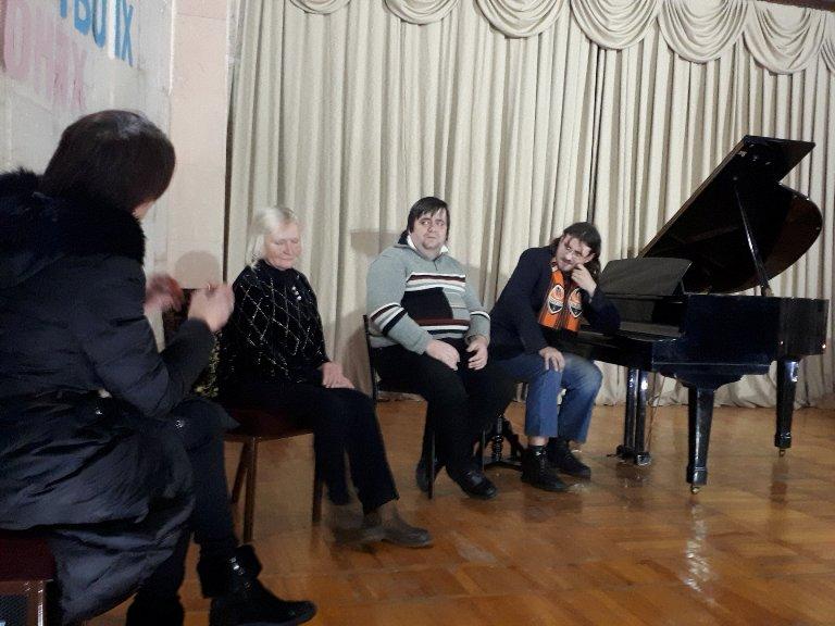 Концерт в музеї Прокоф'єва 5