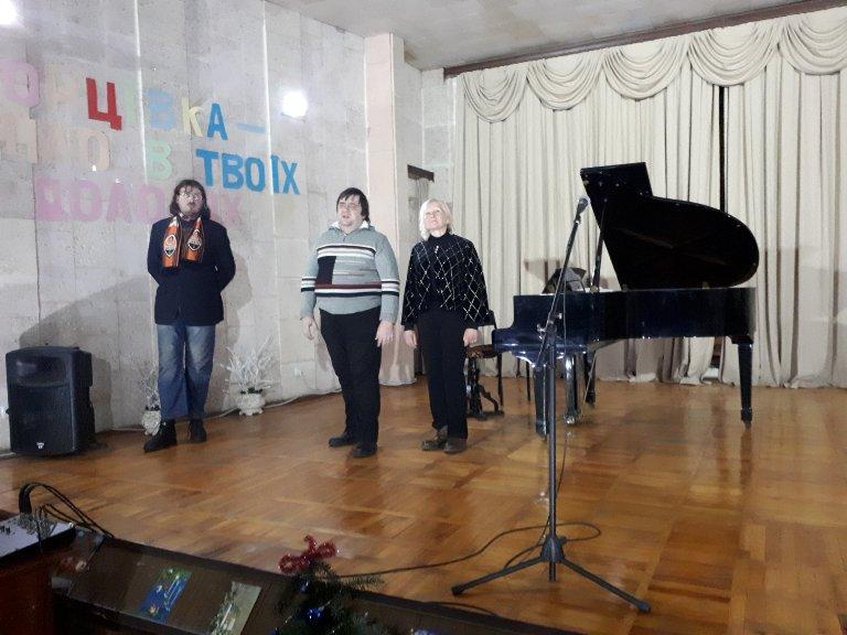 Концерт в музеї Прокоф'єва
