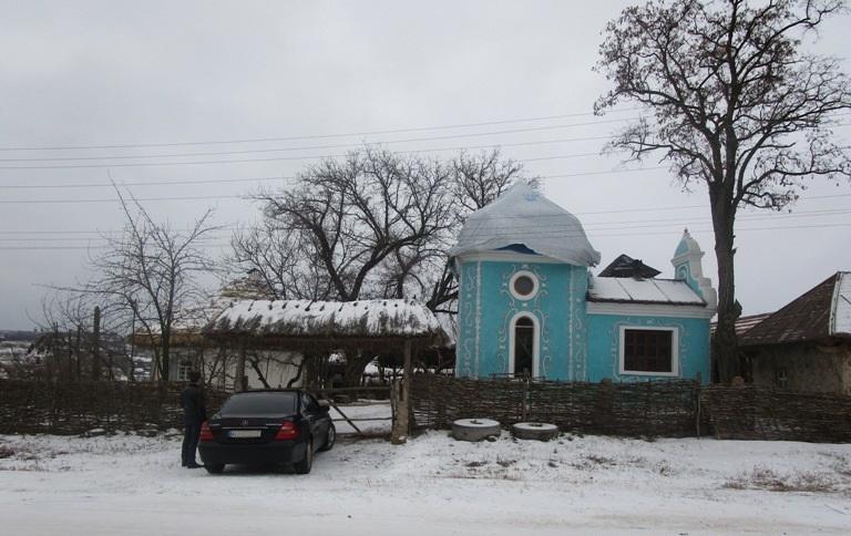 Музей у селі Маяки