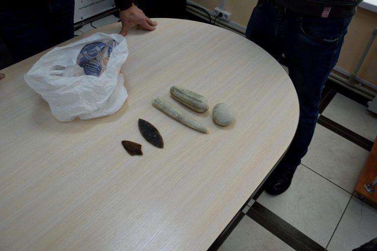 Предмети археології