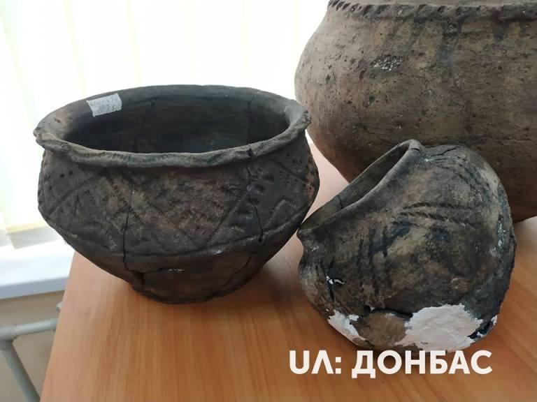 Стародавны посудини