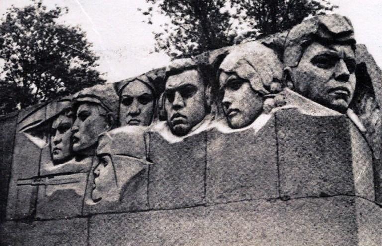 Пам'ятник загиблим учасникам т. з. «Ленінської іскри»