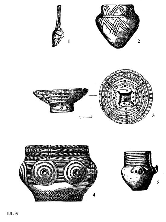 Стародавні посудини