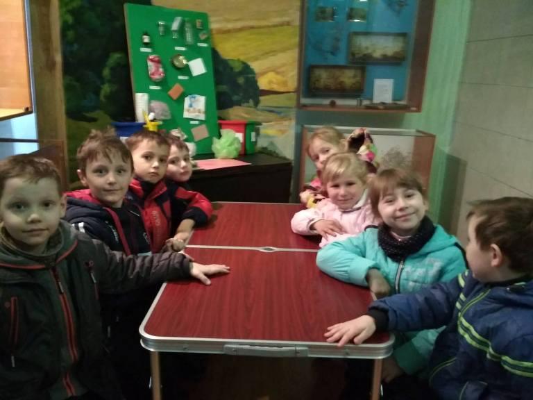 Великоанадольський ліс - діти