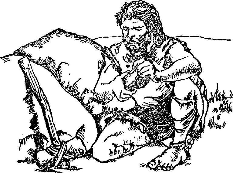 Homo sapiens та деякі технологічні новації пізнього палеоліту