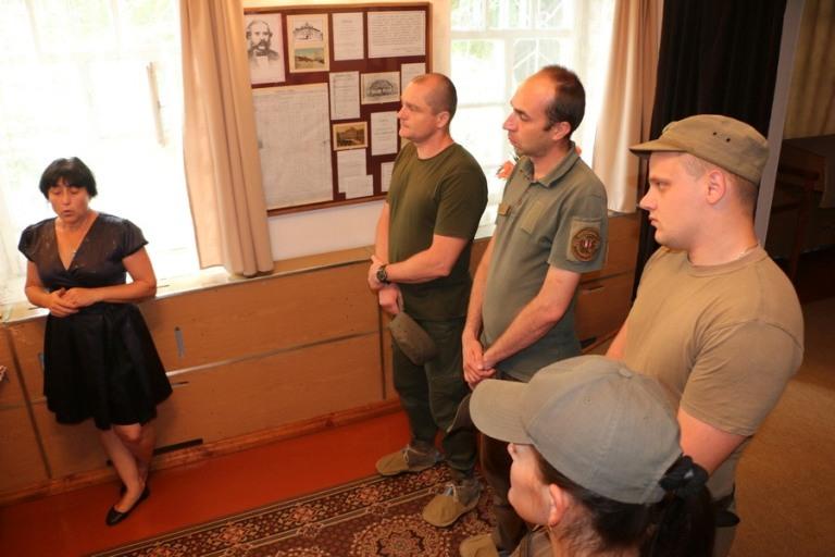 Меморіальний музей-садиба Вол. І. Немировича-Данченка 2