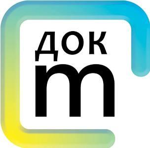 Логотип ДОКМ