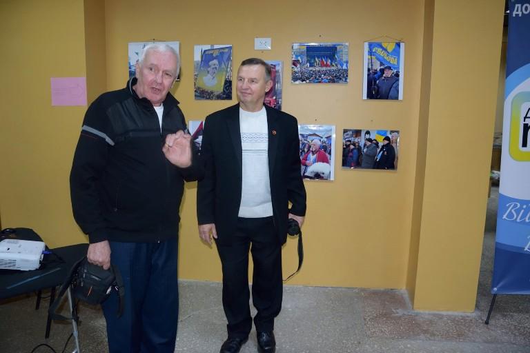 Обличчя Майдану - фотовиставка 4