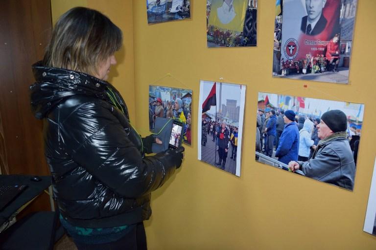 Обличчя Майдану - фотовиставка 5