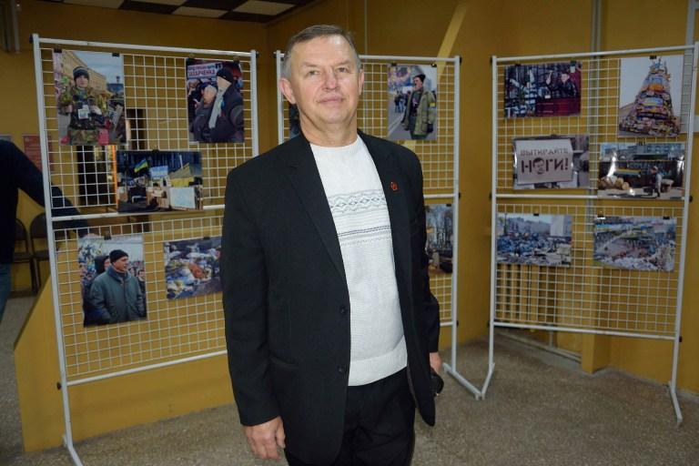 Обличчя Майдану - фотовиставка
