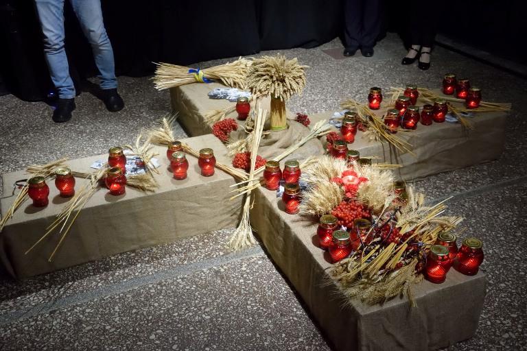 Захід до Дня пам'яті жертв голодоморів 3