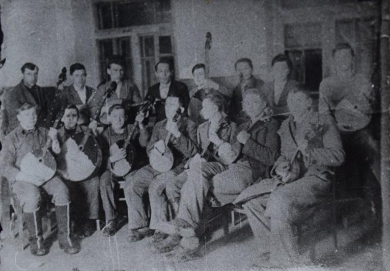 Оркестр - фото