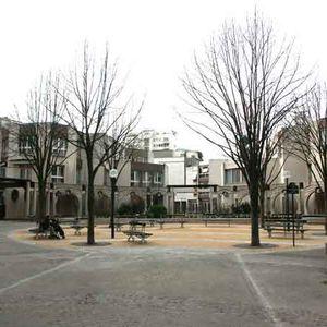 Вулиця С. Прокоф'єва в Парижі