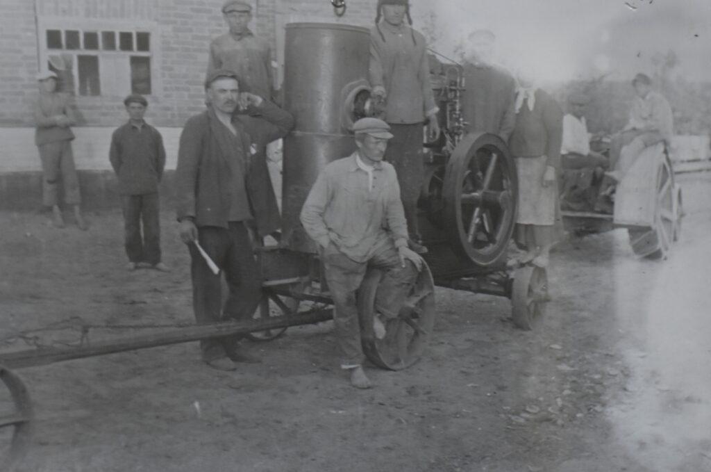 Розкуркулили і зібрали нафтовий двигун