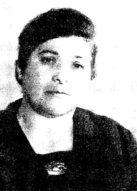 Доротея Самойлівна Цвейбель