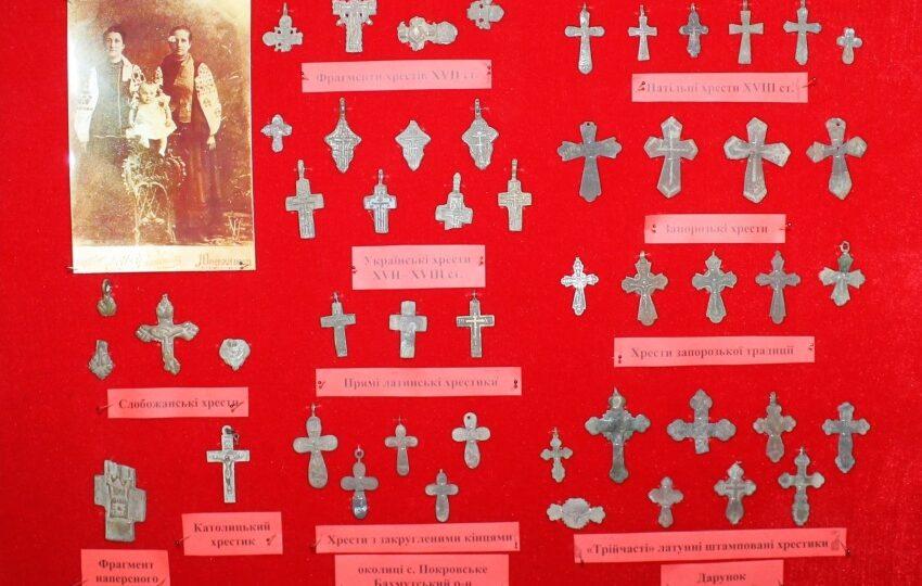 Хрести Донеччини