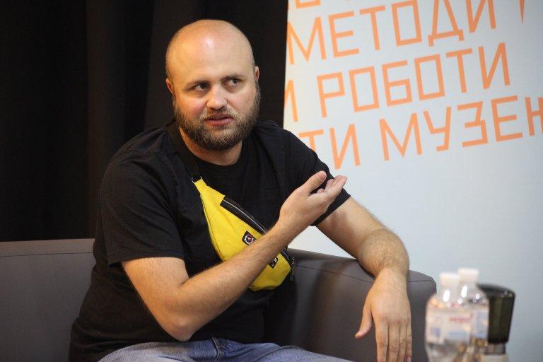 Музей відкрито на ремонт - ДОКМ 2