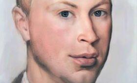 C Прокоф'єв - портрет