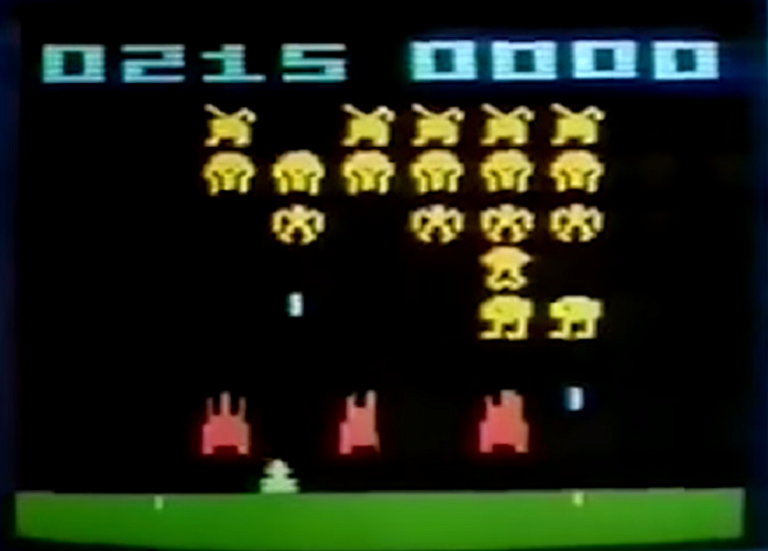 Space Invaders - 1980 р.