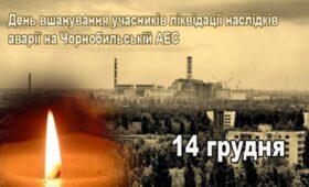 День вшанування учасників ліквідації наслідків аварії на Чорнобильській атомній електростанції