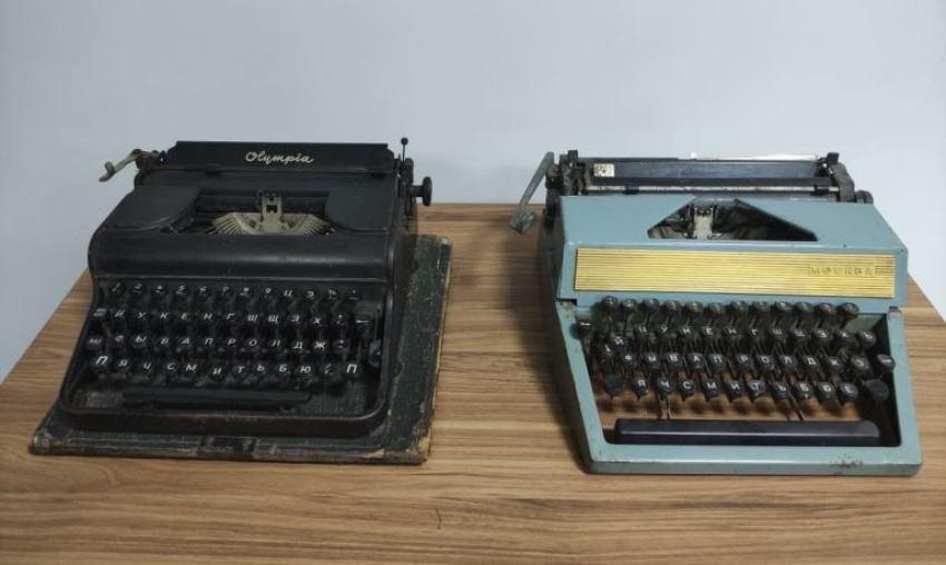 Друкарські машинки