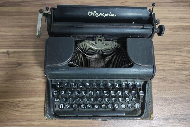 Печатна машинка Olympia