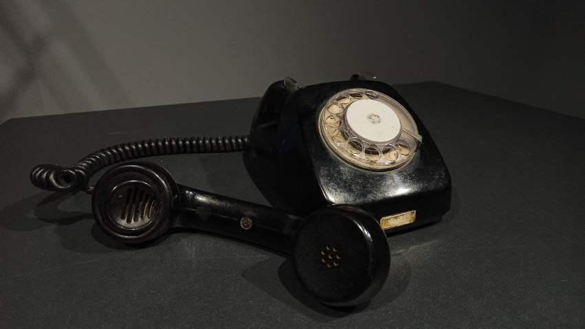 Телефон RWT Elektrim CB-663