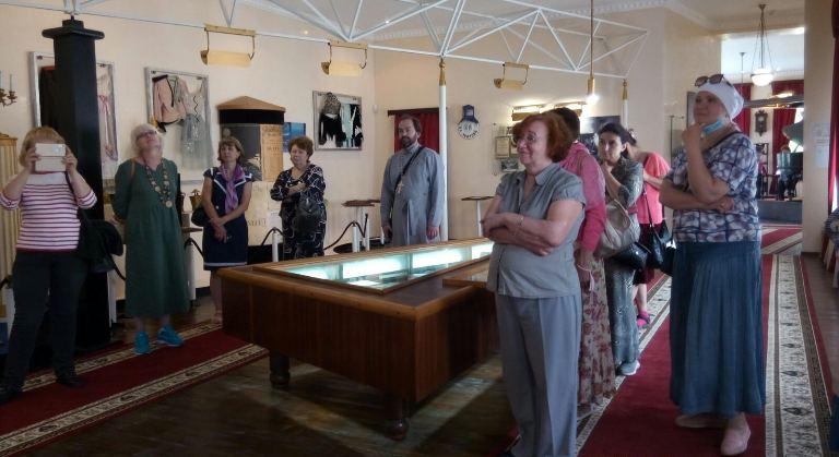Музей С.Прокоф'єва - подорож 3