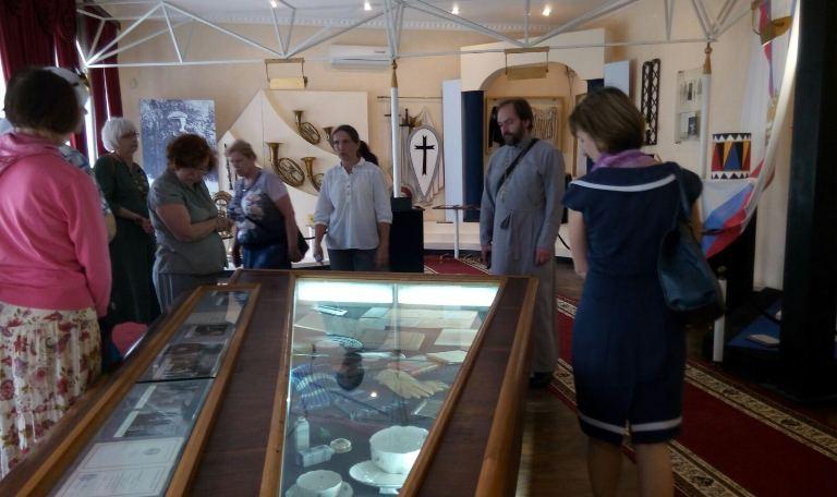 Музей С.Прокоф'єва - подорож 4