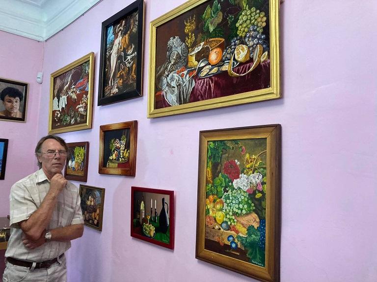 Живопис, як ліки - виставка 8